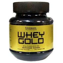 Ultimate Nutrition Whey Gold (1 порция) пробник - фото 8917