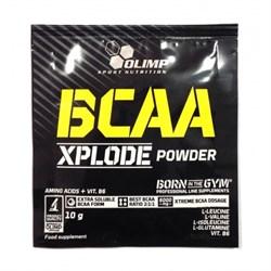 Olimp BCAA Xplode (1 порция) пробник - фото 8921