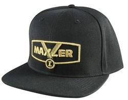 Maxler кепка (черный/золотой) - фото 8930