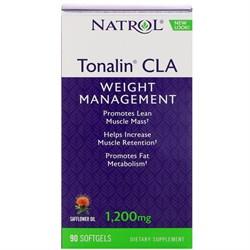 Natrol - Tonalin CLA 1200mg (60гел.капс) - фото 8965