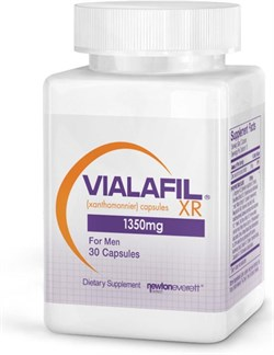 Newton-Everett Nutraceuticals - Vialafil XR (30капс) - фото 8972