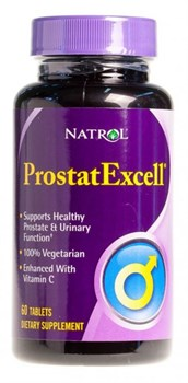 Natrol - Prostat Excell (60таб) - фото 8979