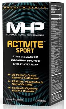 MHP Activite Sport (120таб) - фото 8985