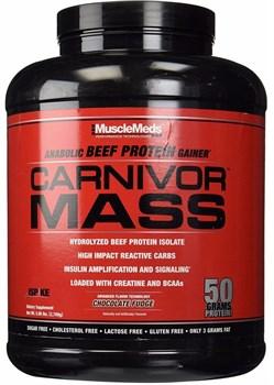 MuscleMeds Carnivor Mass (2590гр) - фото 8987