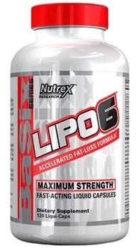 Nutrex Lipo-6 (120капс) - фото 9016