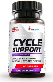 WESTPHARM Cycle Support 725mg (60капс) - фото 9046