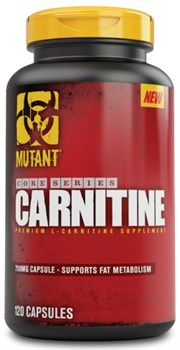 Mutant Core Series L-Carnitine (120капс) - фото 9069