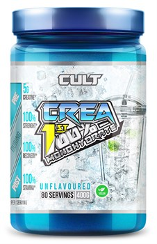 Cult - Crea 100% Monohydrate (400гр) - фото 9081
