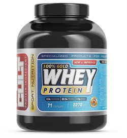 Cult - 100% Gold Whey Protein (2270гр) - фото 9085