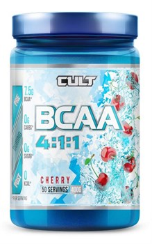 Cult - BCAA 4:1:1 powder (400гр) - фото 9088