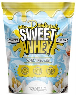 mr.Dominant Sweet Whey (900гр) - фото 9094