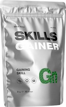 Skills Nutrition Skills Gainer (2000гр) - фото 9102