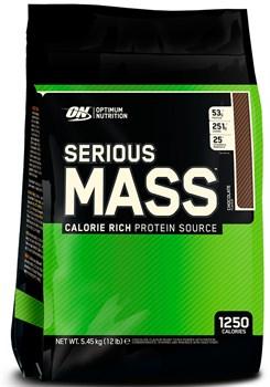 Optimum Nutrition Serious Mass Europe (5455гр) - фото 9108