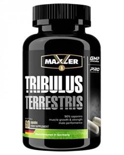 Maxler Tribulus Terrestris 1200mg (60капс) - фото 9159
