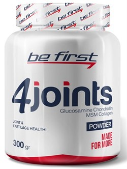 Be First - 4joints powder (300гр) - фото 9171