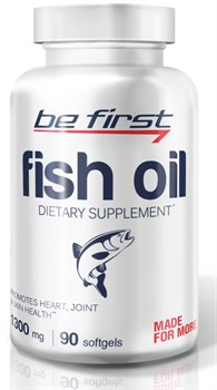 Be First - Fish Oil (90гел.капс) - фото 9177