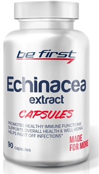 Be First - Echinacea extract (90капс) - фото 9181