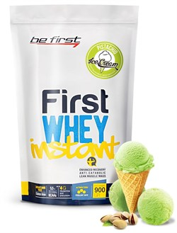 Be First - First Whey instant (900гр) - фото 9190