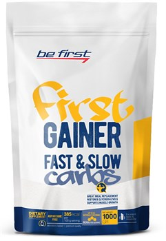 Be First - First Gainer (1000гр) - фото 9198