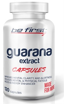 Be First - Guarana extract (120капс) - фото 9203
