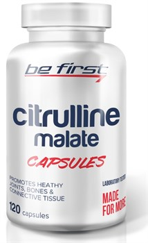 Be First - Citrulline Malate capsules (120капс) - фото 9205