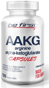 Be First - AAKG capsules (120капс) - фото 9207