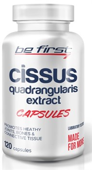 Be First - Cissus quadrangularis extract (120капс) - фото 9210