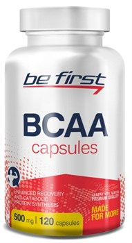 Be First - BCAA capsules (120капс) - фото 9212