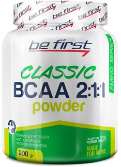 Be First - Classic BCAA 2:1:1 (200гр) - фото 9214
