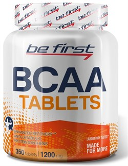 Be First - BCAA Tablets (350таб) - фото 9215