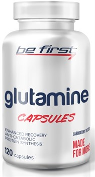 Be First - Glutamine capsules (120капс) - фото 9217