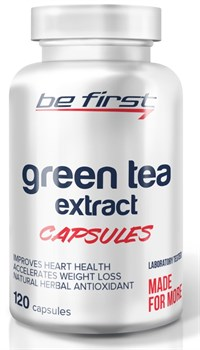 Be First - Green Tea Extract Capsules (120капс) - фото 9221
