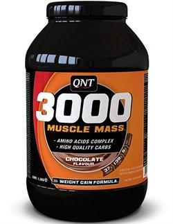 QNT Muscle Mass 3000 (1300гр) - фото 9228