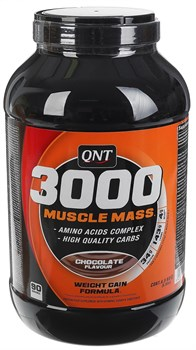 QNT Muscle Mass 3000 (4500гр) - фото 9239