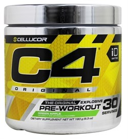 Cellucor C4 Original (154гр) - фото 9245