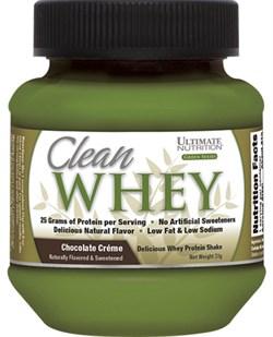 Ultimate Nutrition Clean Whey (1 порция) пробник - фото 9280