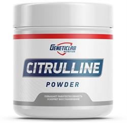 GeneticLab Nutrition - Citrulline powder (300гр) - фото 9285
