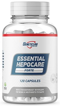GeneticLab Nutrition - Essential Hepocare (120капс) - фото 9305