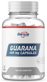GeneticLab Nutrition - Guarana capsules (60капс) - фото 9308