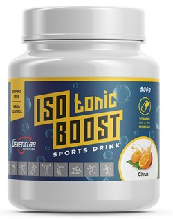 GeneticLab Nutrition - Isotonic Boost (500гр) - фото 9318