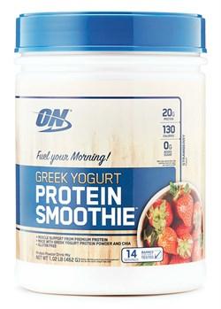 Optimum Nutrition Greek Yogurt Protein Smoothie (460гр) - фото 9327