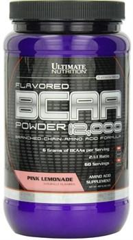 Ultimate Nutrition BCAA 12000 Powder (457гр) (некондиция) - фото 9331