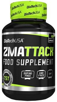 BioTech USA ZMAttack (60капс) - фото 9337