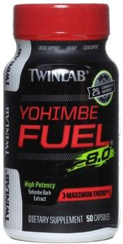 Twinlab Yohimbe Fuel (50капс) - фото 9338