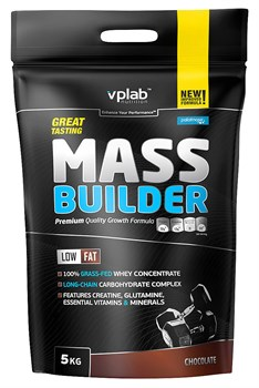 VP Laboratory Mass Builder (5000гр) - фото 9342