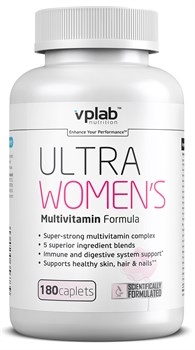 VP Laboratory Ultra Women's Multivitamin Formula (180таб) - фото 9345