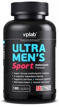 VP Laboratory Ultra Men's Sport Multivitamin Formula (180таб) - фото 9346