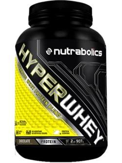 Nutrabolics Hyperwhey (908гр) - фото 9371