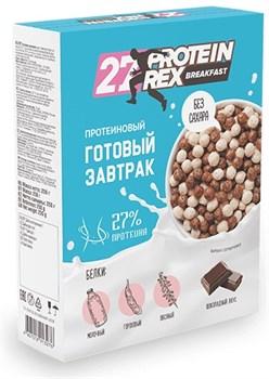 Royal Cake 27% ProteinRex Breakfast Готовый завтрак (250гр) - фото 9412