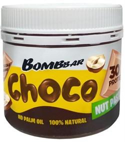 BOMBBAR Choco Шоколадная паста с фундуком (150гр) - фото 9420